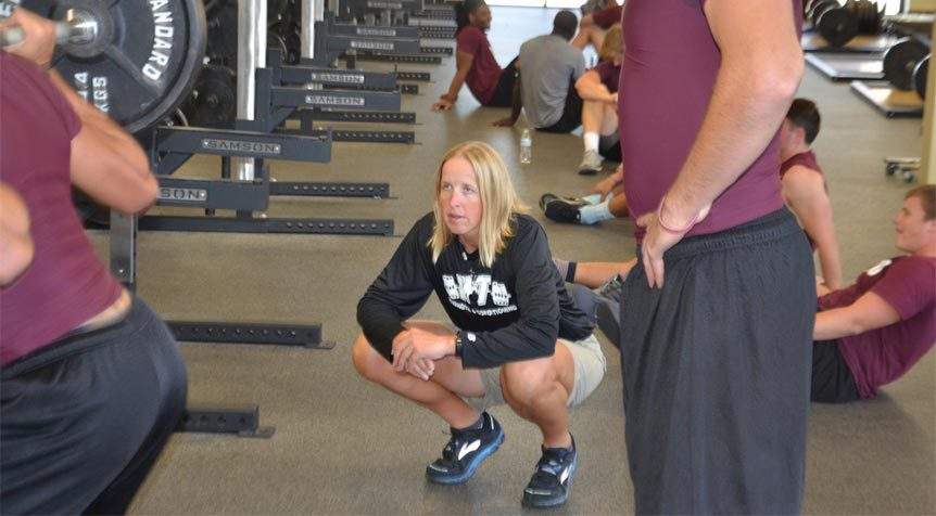 Get To Know An Mscc Sarah Ramey Cscca Monthly