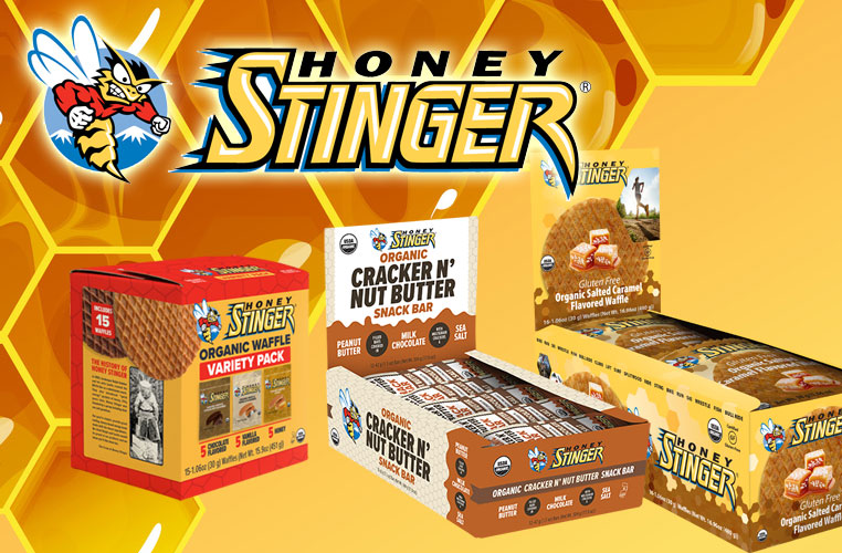 Honey Stinger Featured