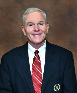 CSCCa Executive Director, Dr. Chuck Stiggins