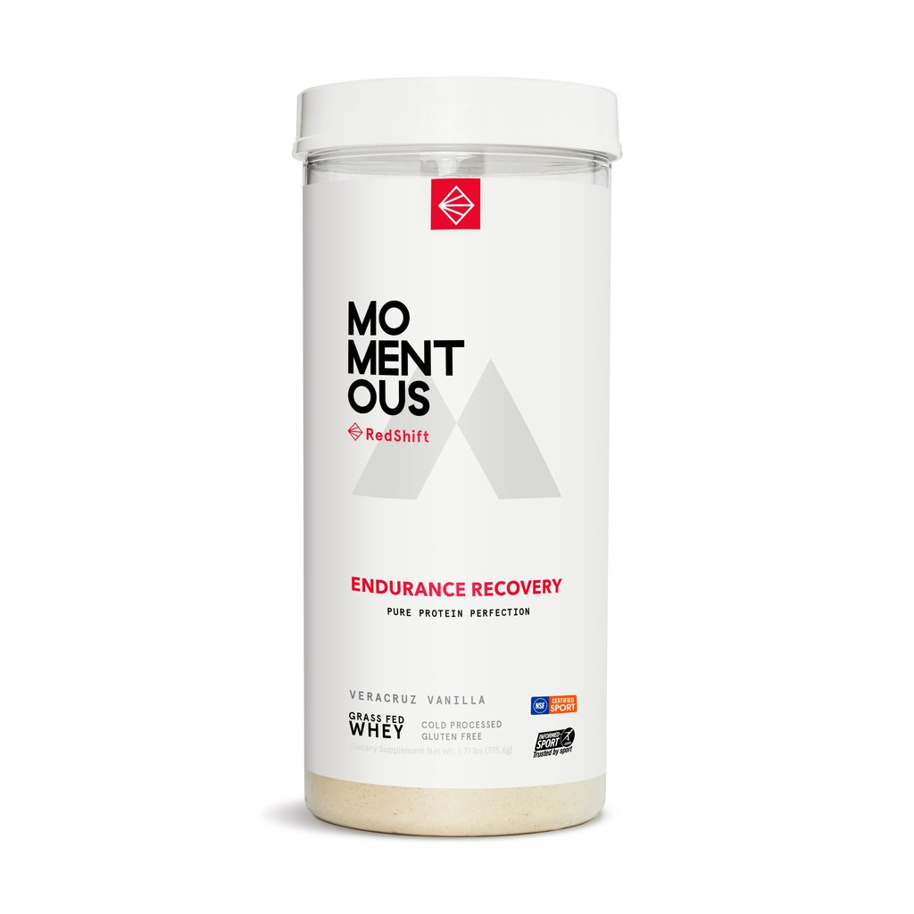 Momentous RedShift Grass Fed Whey