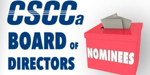 Nominations for 2020 CSCCa Board Of Directors Election