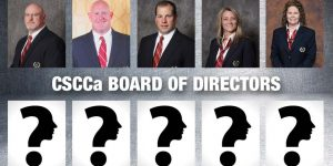 Nominations Needed For 2019 CSCCa Board Of Directors Election